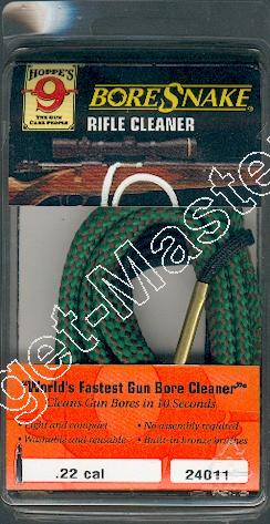 Hoppes BORESNAKE Rifle Barrel Cleaning Cord caliber .22