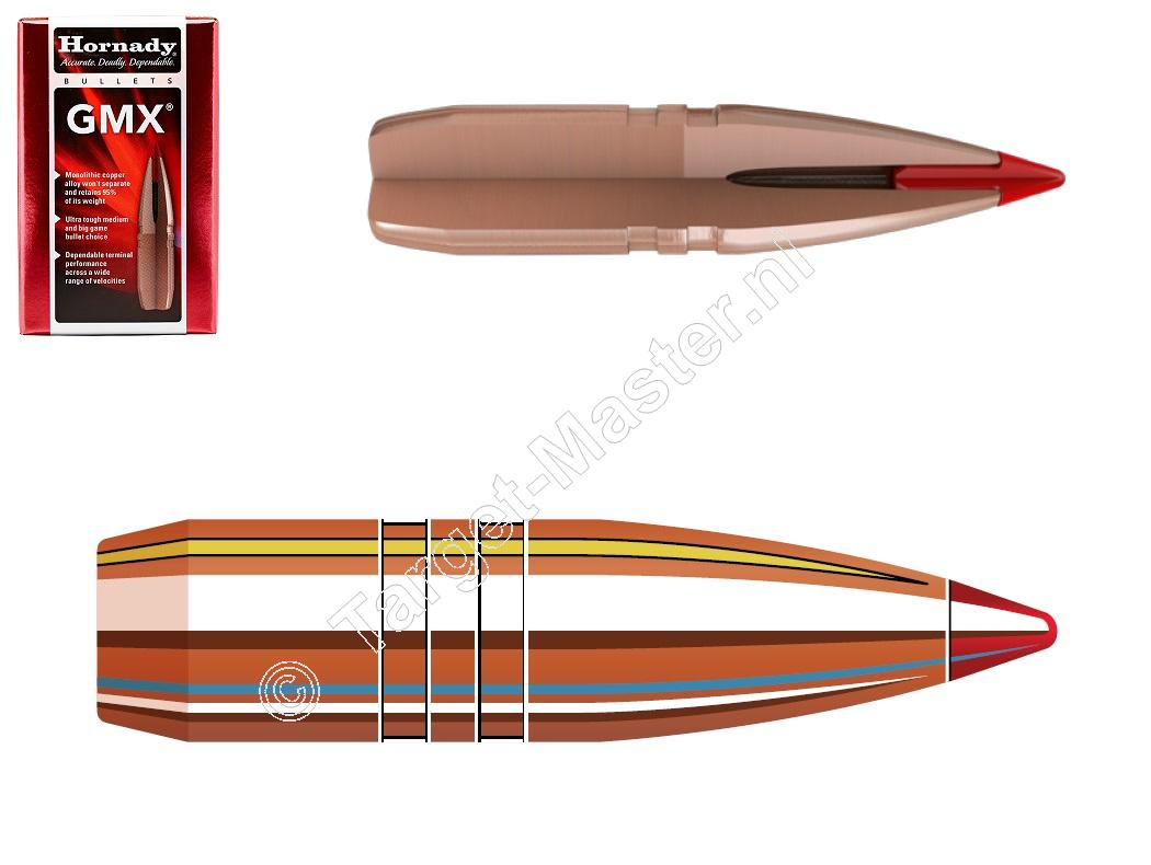 Barnes TTSX Bullets  30 caliber 150 grain Spitzer Boat Tail box of 50
