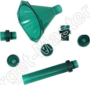 RCBS  -  Kruit Trechter  -  QUICK CHANGE POWDER FUNNEL KIT