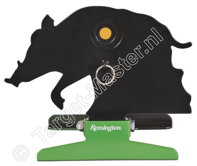 Remington WILD HOG Airgun Manual Reset Knockdown Target
