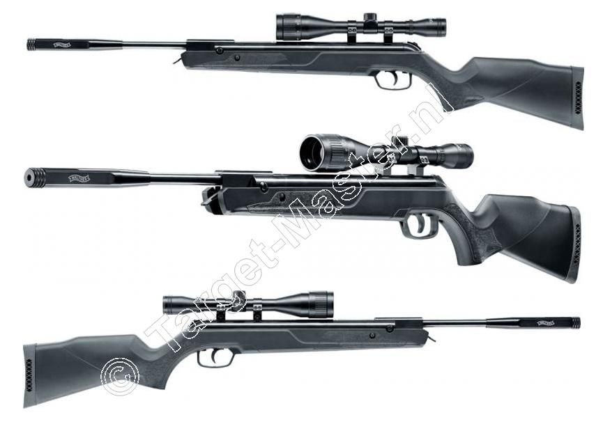 Walther CENTURY GT Air Rifle 4.50mm, .177